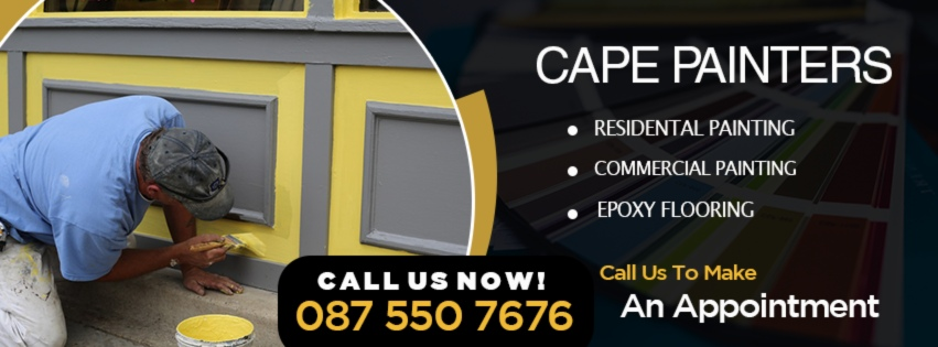 About Cape Painters - Painting Contractors Cape Town