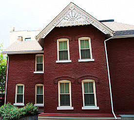 Challenges with Painting a Brick House